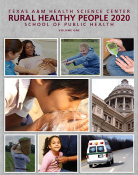 Rural Healthy People 2020 volume 1 cover