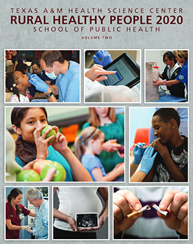 Rural Healthy People 2020 volume 2 cover